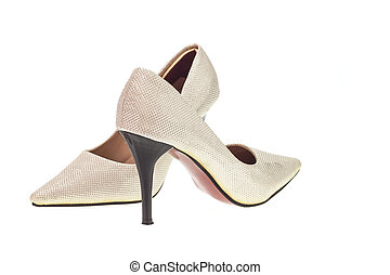 時裝, 夫人, 鞋子