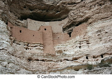 Indian Cliff Dwelling