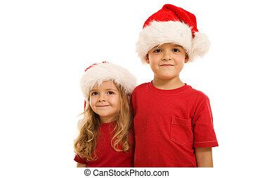 Santa\'s little helpers