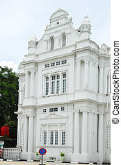 Colonial architecture - Buildings in Penang, Malaysia