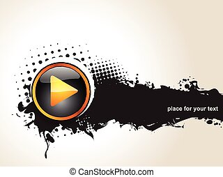 music play icon
