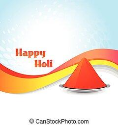 colorful holi festival - stylish colorful holi festival...