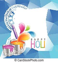 holi festival background - colorful holi festival background...