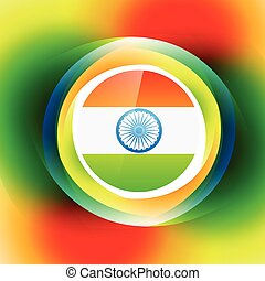 colorful indian background