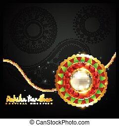 rakhi background