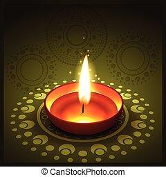 diwali festival - beautiful stylish diwali festival...