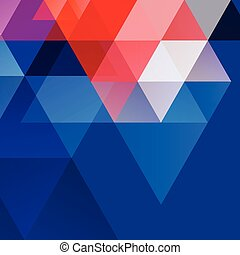 abstract shape background - vector abstract shape background...