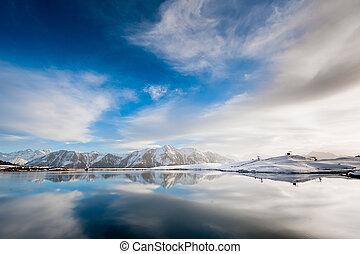 lake on bettmeralp