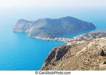 Kefalonia - Beautiful island Kefalonia  in Greece