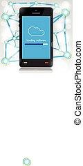 cloud computing loading on mobile