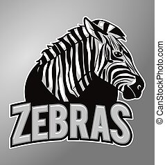 Zebras mascot