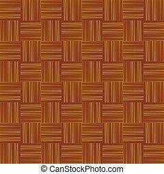 Seamless background. Wooden parquet