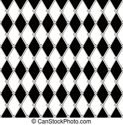 black a white seamless background