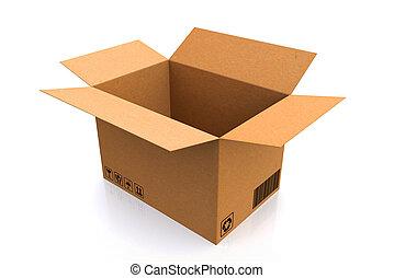 cartone, scatole