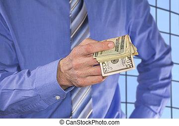 Paying in Dollars