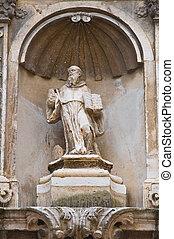 Church of St Riccardo Andria Puglia Italy