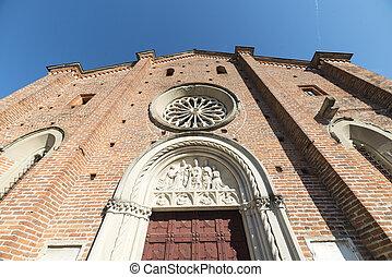 Castiglione Olona Italy - Castiglione Olona Varese,...