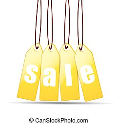Price tags for Sale