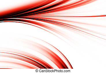 Red background - abstract red background with motion blur...