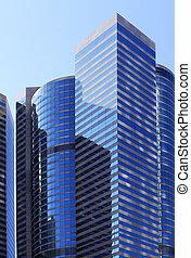辦公室, 建築物,