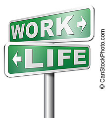 work versus life - life work balance importance of career...