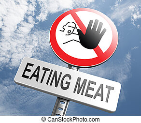 stop eating meat - go vegan stop eating meat veganism and...