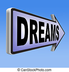 your dreams - dreams realize and make your dream come true...