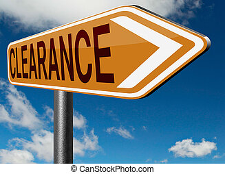 clearance grand sale stock summer or winter sales final...