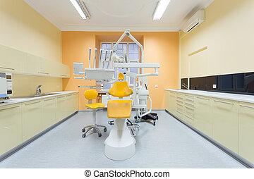 dentaire, bureau