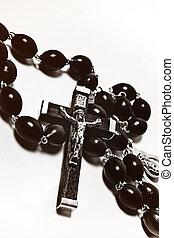 カトリック教, ロザリオ, 十字架像