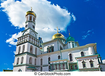 New Jerusalem monastery - Istra Russia - Famous New...
