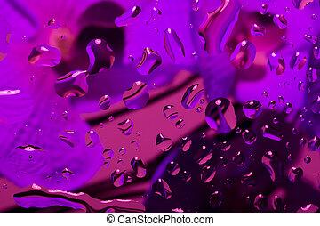 色, 水, 抽象的, 低下, 背景