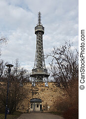 Petrin Lookout Tower - The Petrin Lookout Tower is a 63.5...