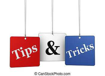 Tips And Tricks Web Tags - Website, Internet and blog...