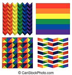 LGBT flag collection