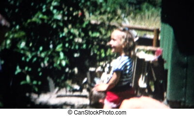 (8mm Film) Picking Cherries On - A unique vintage 8mm home...
