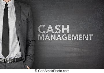 Cash management on blackboard - Cash management on black...