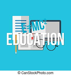Education concept background