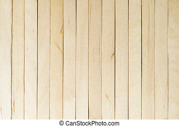Wood wall background - Wood separated to wall or floor...