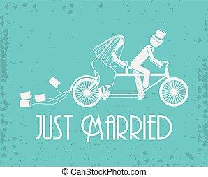 Love design over blue background, vector illustration