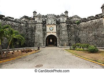 Castillo de Atane Havana Cuba