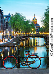 The Basilica of Saint Nicholas in Amsterdam - The Basilica...