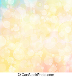 Amazing bokeh background for holiday design