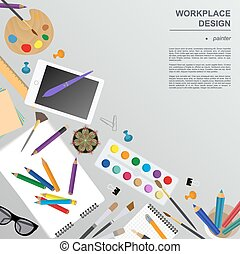 Workplace mock up_consultant