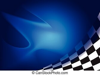 race flag background vector illustration - race flag...