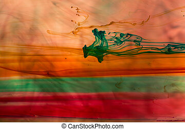 Abstract background - Abstract and very colorful motion blur...