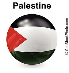 palestine official state flag - palestine official state...