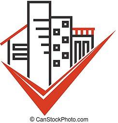 Real Estate Emblem