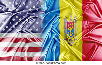 USA and Moldova. Relations between two countries. Conceptual...