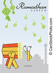 Greeting Card - Ramadhan Kareem